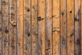 Weathered wooden fence — Stock Photo