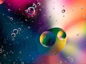 Abstract background with vivid colors — Stock Photo