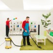It's his turn to clean the house — Stock Photo #65902717