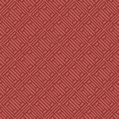 Red Colors Square grid Pattern design. Korean traditional Patter — Stok Vektör