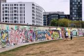 Parede de Berlim — Fotografia Stock