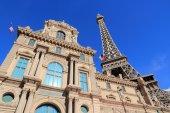 Paris Las Vegas — Stock Photo