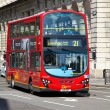 Постер, плакат: London double decker