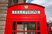 Téléphone de londres — Photo