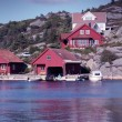 Norway village — Stock Photo #53459241