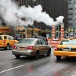 Постер, плакат: New York City steam