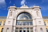 Budapest Keleti — Foto de Stock