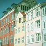 Denmark - Copenhagen — Stock Photo #53657937
