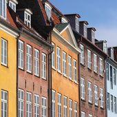 Nyhavn, Copenhagen — Stock Photo