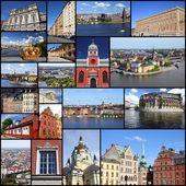 Stockholm photos — Stock Photo
