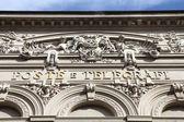 Parma Post Office — Stock Photo