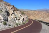 Road in Mojave Desert — Stock Photo