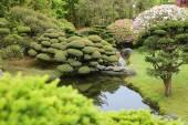 San Francisco Japanese Garden — Stock Photo