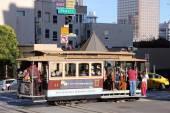 San Francisco tram — Stock Photo