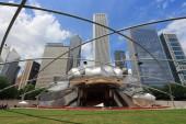 Chicago Pritzker Pavilion — Stock Photo