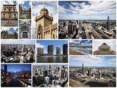 Melbourne, australien — Stockfoto