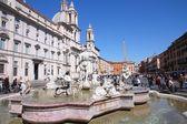 Rome Navona square — Photo