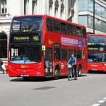 Постер, плакат: London Buses