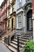 New York brownstone — Photo