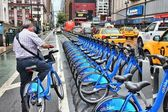 New York Citibike — Stockfoto