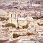 Notre Dame, Paris — Stock Photo #56629057