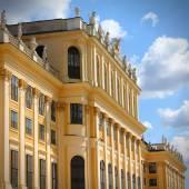 Schoenbrunn, Vienna — Stock Photo