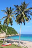 Koh Tao beach — Stock Photo