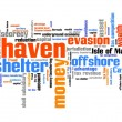 Tax haven — Stock Photo #57158137