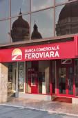 Banca Comerciala Feroviara — Stock Photo