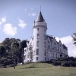Bergen palace — Stock Photo #57529383