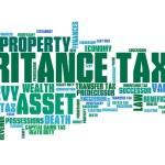 Inheritance tax — Stock Photo #57649791