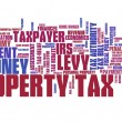 Property tax — Stock Photo #57649795