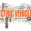 Electric car — Stock Photo #57649805
