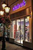 Claire's jewelry store — Stock Photo