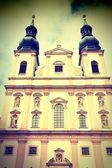 Retro Vienna — Stock Photo