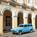 Cuba car — Stock Photo #58583805