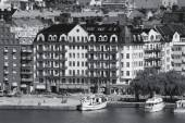 Stockholm city — Stockfoto
