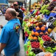 Постер, плакат: Fruit market in Brazil