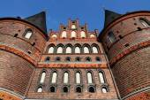 Lubeck, Germany — Stock Photo