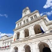Arad, town in Romania — Stock Photo