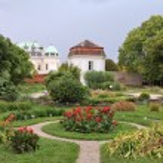 Vienna Botanical Gardens — Stock Photo #59543419
