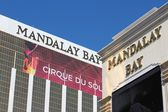 Mandalay bay — Stockfoto
