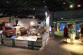 посетители музея в вашингтоне — Стоковое фото