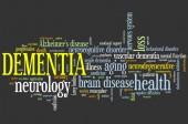 Dementia — Stock Photo