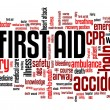 First aid — Stock Photo #60070161