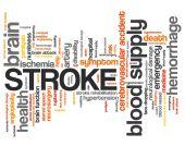 Stroke — Stock Photo