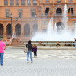 Seville Plaza de Espana — Stock Photo #60201851