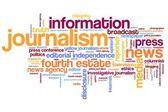Journalism — Stock Photo