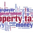 Property tax — Stock Photo #61339057