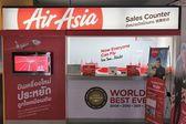 AirAsia — Stok fotoğraf